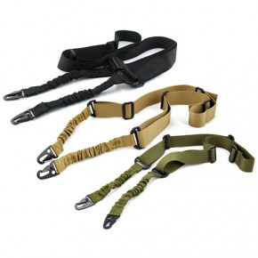 M4 Sling - 2-point Tactical Sling - Black