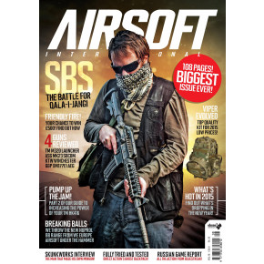 Airsoft International Volume 10 Issue 8 - January 2015