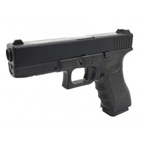 NEW! Army Armament R17 (G17) 3rd Generation GBB Airsoft pistol - Black