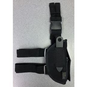 Strike Systems Drop-Leg Thigh holster for HK Mk23 SOCOM with Thumb Strap