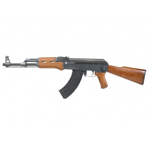 JG 'Kalashnikov' AK47 style Russian AEG Airsoft Rifle - Faux Wood