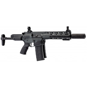 Lonex BO Dynamics LK595 Shield Airsoft Rifle - Urban Grey