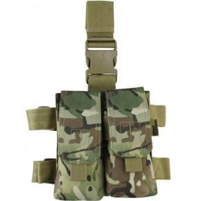 KombatUK - M4 Double Mag Drop Leg Holster