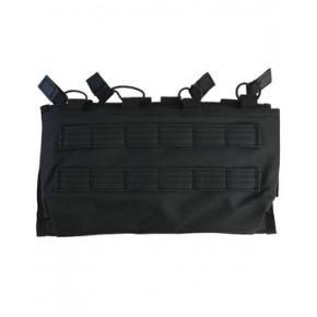 KombatUK - QUAD Sleeve Mag Pouch - Black