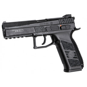 ASG Branded KJ Works CZ P-09 GBB Pistol - Black