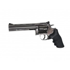 "ASG Dan Wesson 715 CO2 Airsoft Revolver - 6"" Barrel - Steel Grey"