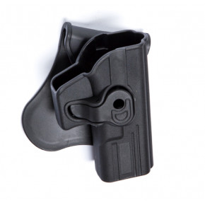 Strike Systems Paddle Holster for Glocks - Black