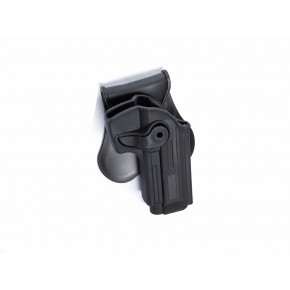 Strike Systems Paddle Holster for Beretta M9 / M92 - Black