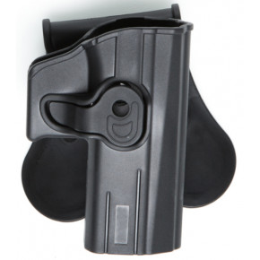 Strike Systems Paddle Holster for the CZ P-07 and CZ P-09 - Black