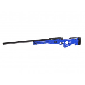 ASG Accuracy International AW .308 (L96) Airsoft sniper rifle - Blue Two Tone