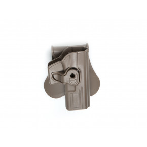 Strike Systems Paddle Holster for Glocks - Full Dark Earth