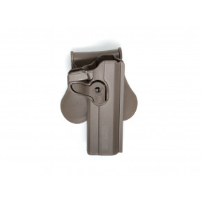 Strike Systems Paddle Holster for 1911s - Full Dark Earth