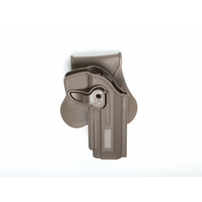 Strike Systems Paddle Holster for the Beretta M9 / M92 - Full Dark Earth