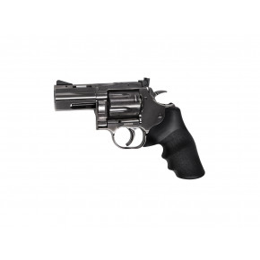 "ASG Dan Wesson 715 CO2 Airsoft Revolver - 2"" Barrel - Steel Grey"