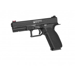 ASG Branded Commander XP18 Airsoft Pistol - Black