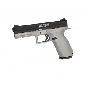 ASG Branded Commander DP18 Airsoft Pistol - Urban Grey