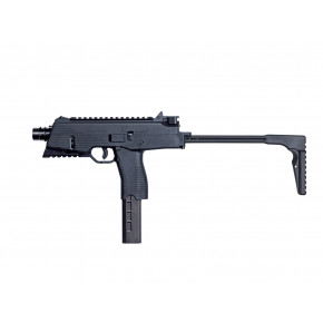 ASG Branded and B&T Licensed KWA KMP9R NS2 - Black Airsoft SMG