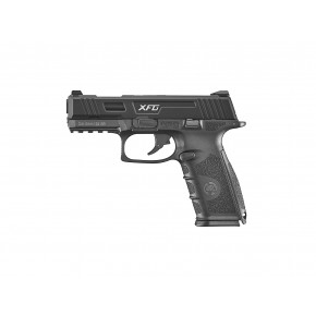 ICS XFG Gas Blowback Airsoft Pistol - Black