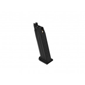 ICS XFG Gas Blowback Airsoft Pistol 19rnds spare Gas magazine