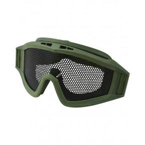 KombatUK Operators Mesh Goggles - Olive