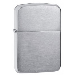 Genuine Zippo Lighter - 1941 Vintage Chrome