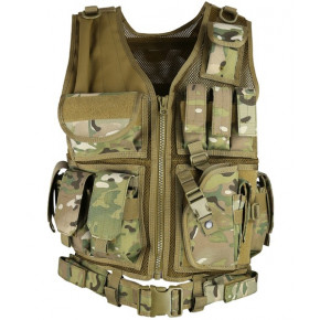 KombatUK - Cross Draw Tactical Vest