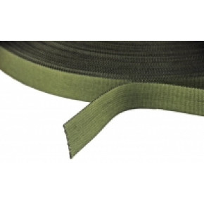 30mm Webbing Olive (per metre)