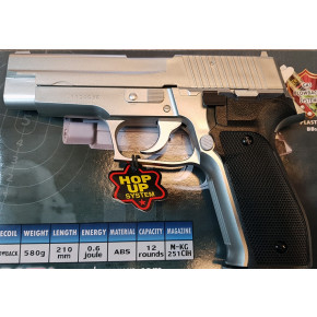KWC SIG 226 Model BlowBack Airsoft Pistol