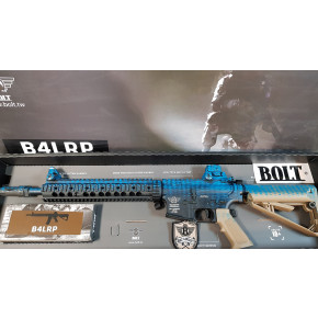 Bolt B4 LRP Tan - Airsoft Rifle - Two-Tone