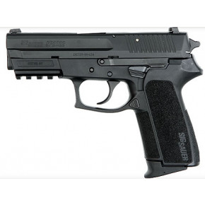 KWC SIG SAUER SP2022 CO2 Airsoft Pistol - Black NBB Metal Slide
