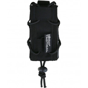 KombatUK Single Pistol Mag Pouch - Black