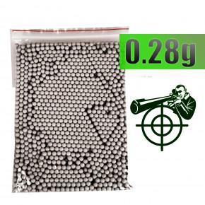 BAW Bag Precision BB's 0.28g (750g - 2680)