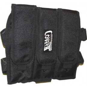 CoverT Drop leg M4 triple mag pouch