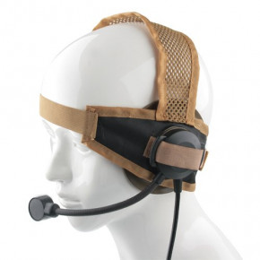 Z Tactical TASC1 Headset - Tan