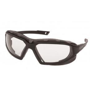 Valken V-Tac Echo Goggles - Black / Clear