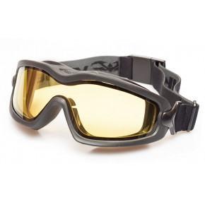 Valken V-Tac Sierra Goggles - Black / Clear