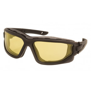 Valken V-Tac Zulu Goggles - Black / Yellow