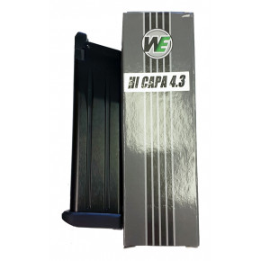 WE Hi Capa 4.3 31rd spare magazine