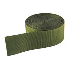 50mm Nylon webbing Olive Drab - 1 metre