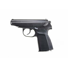 "WE 654K ""Makarov"" Russian Airsoft Pistol - Black"