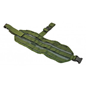 SAG GEAR MOLLE leg panel - Olive - Left Hand