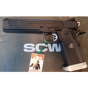 "Pre-Owned 6"" W.A. (Western Arms) SV Infinity Classic S Airsoft Pistol"