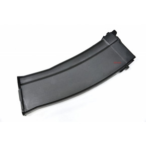 GHK 74U 40rd Green Gas Magazine - Black