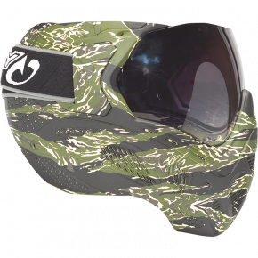 Valken Sly Profit Goggles - Full Face - Tiger Stripe