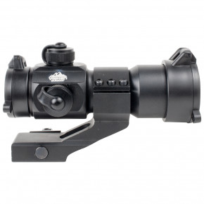VALKEN V Tactical Red Dot 1x30 R/G/B with Cantilever