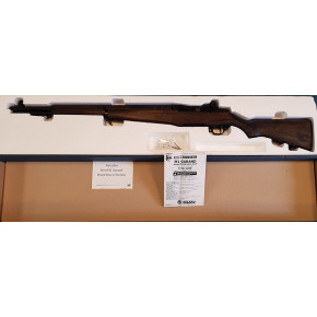 Marushin 8mm M1 Garand Gas BlowBack (GBB) Airsoft Rifle - New Old Stock