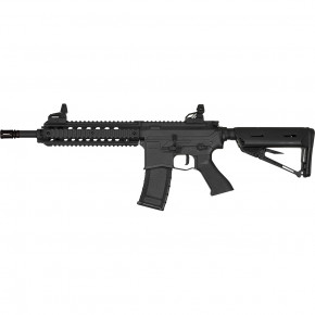 VALKEN Battle Machine ASL Series Airsoft AEG Rifle EU MOD-M - Black