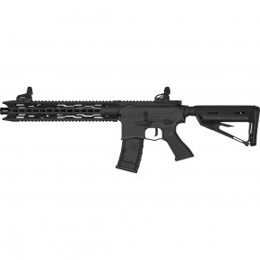 VALKEN Battle Machine ASL Series Airsoft AEG Rifle EU TRG - Black