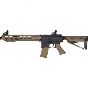 VALKEN Battle Machine ASL Series Airsoft AEG Rifle EU TANGO - Black/Dark Earth