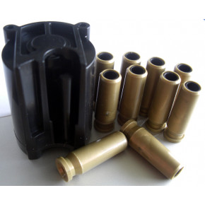 W700 Super 9 barrel magazine and 10 shells.